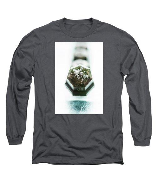 Rosemary Chocolate Long Sleeve T-Shirt by Sabine Edrissi