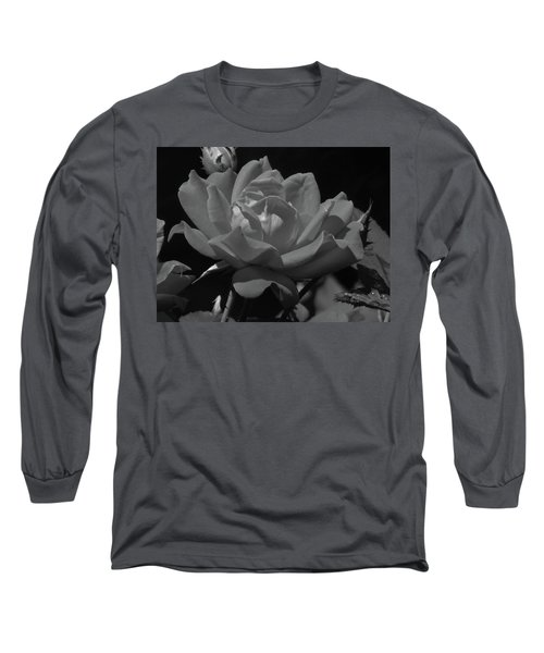 Rosey Bloom Long Sleeve T-Shirt
