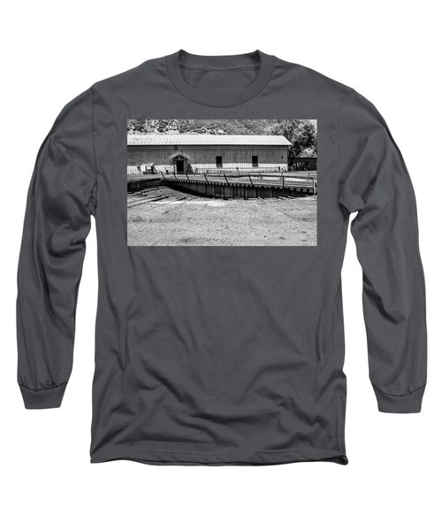 Long Sleeve T-Shirt featuring the photograph Round And Round by Colleen Coccia