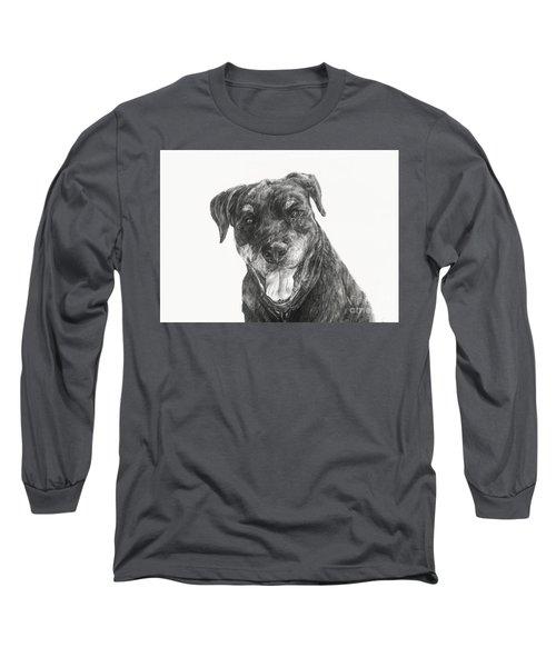 Ruby  Long Sleeve T-Shirt by Meagan  Visser