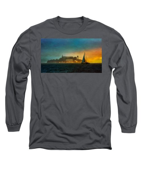 Sailing By Long Sleeve T-Shirt
