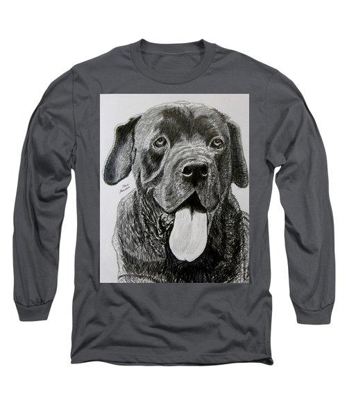 Sampson Long Sleeve T-Shirt by Stan Hamilton