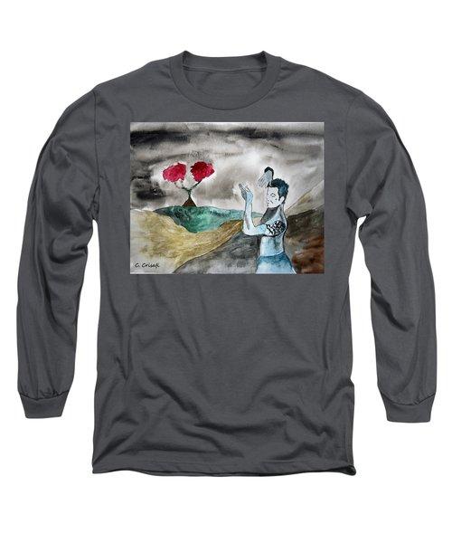 Scott Weiland - Stone Temple Pilots - Music Inspiration Series Long Sleeve T-Shirt