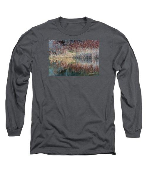 Seasons Edge Long Sleeve T-Shirt by Christian Mattison