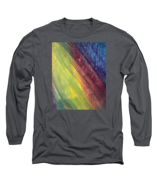 Against The Grain Long Sleeve T-Shirt