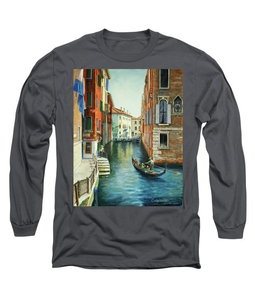 Sempre Ricordare -to Always Remember Long Sleeve T-Shirt