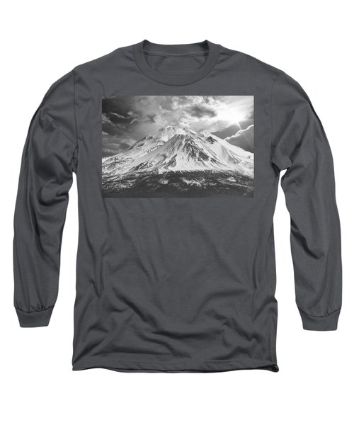 Shasta Long Sleeve T-Shirt by Athala Carole Bruckner