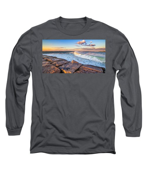 Shinnecock Inlet Surf Long Sleeve T-Shirt