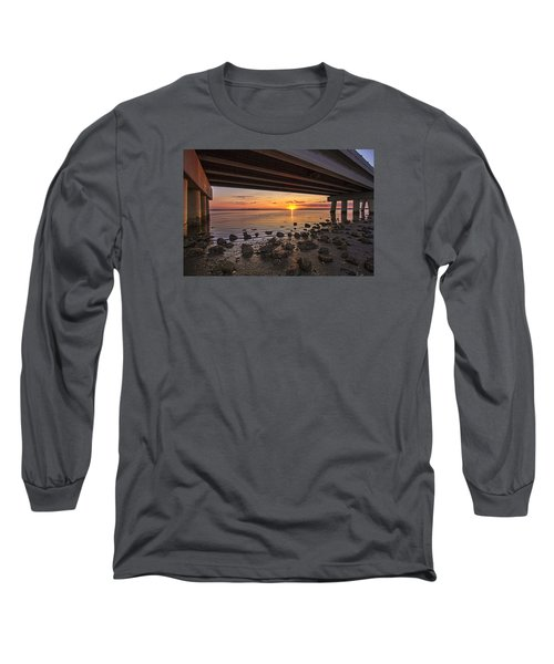 Shinnecock Sunset Long Sleeve T-Shirt