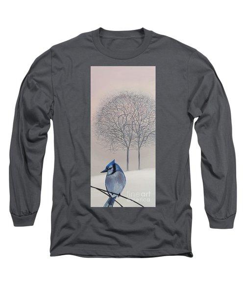 Silent Snow Long Sleeve T-Shirt