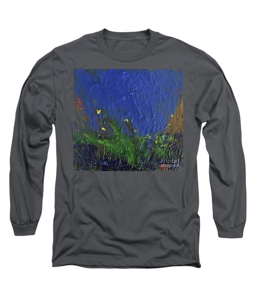 Snorkeling Long Sleeve T-Shirt by Karen Nicholson