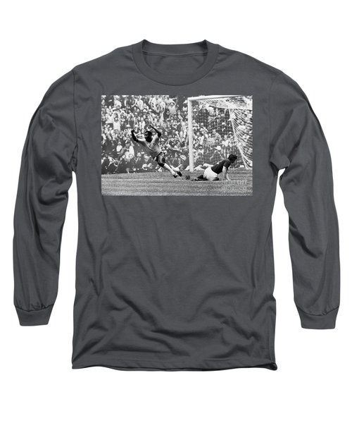 Soccer: World Cup, 1970 Long Sleeve T-Shirt by Granger