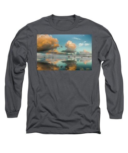 Sound Of Silence Long Sleeve T-Shirt