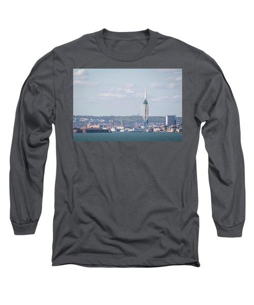Spinnaker Tower Long Sleeve T-Shirt