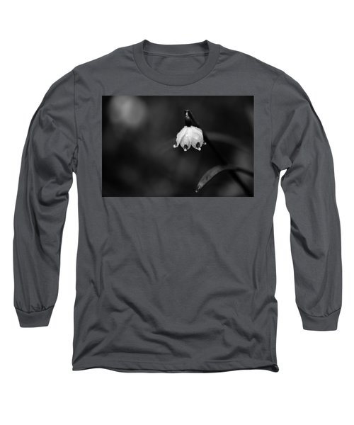 Spring Snowflake Long Sleeve T-Shirt by Andreas Levi