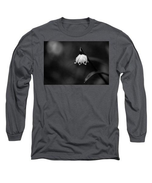 Spring Snowflake Long Sleeve T-Shirt