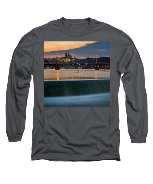 St. Vitus Cathedral, Prague, Czech Republic Long Sleeve T-Shirt