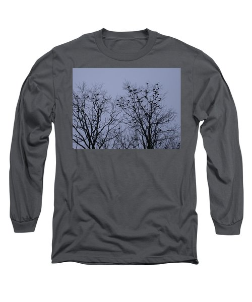 Starlings Long Sleeve T-Shirt