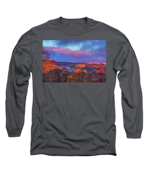 Sunrise Light Long Sleeve T-Shirt by Marc Crumpler