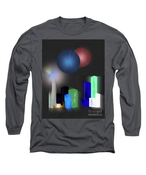 Surreal City Long Sleeve T-Shirt