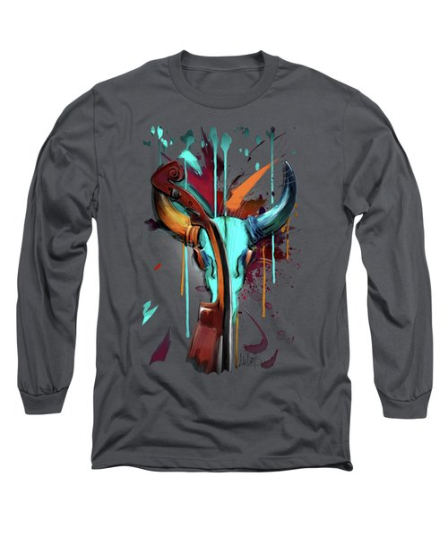 Taurus Long Sleeve T-Shirt
