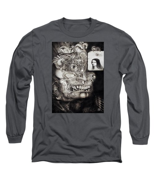 The Beast Of Babylon Long Sleeve T-Shirt