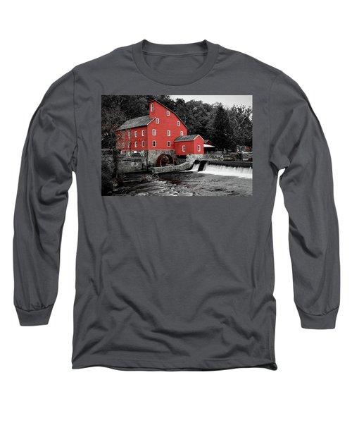 The Clinton Mill Long Sleeve T-Shirt