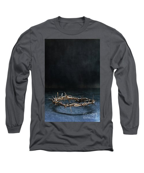 The Crown Of Jesus Christ Long Sleeve T-Shirt