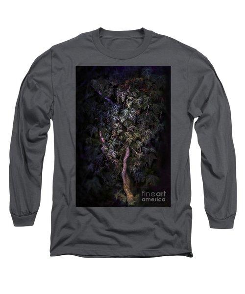 The Dark Side Long Sleeve T-Shirt by Agnieszka Mlicka