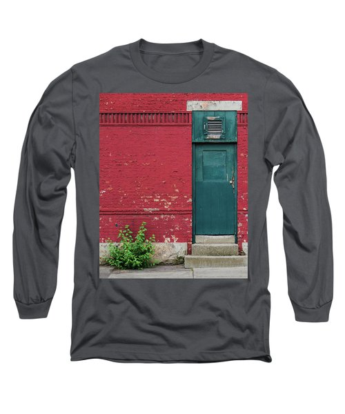 The Door Long Sleeve T-Shirt