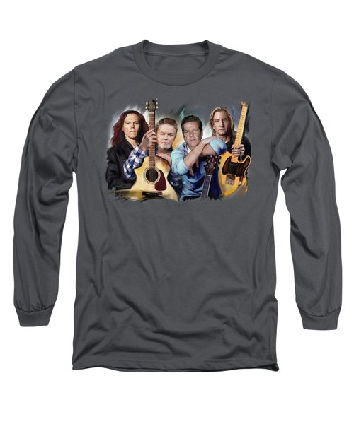 The Eagles Long Sleeve T-Shirt