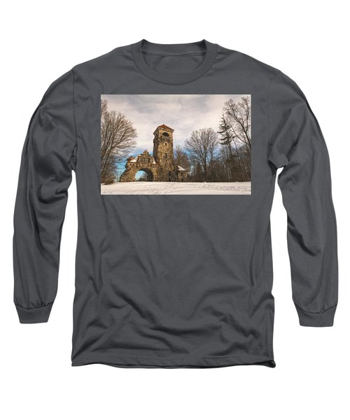 The Entrance Long Sleeve T-Shirt by Angelo Marcialis