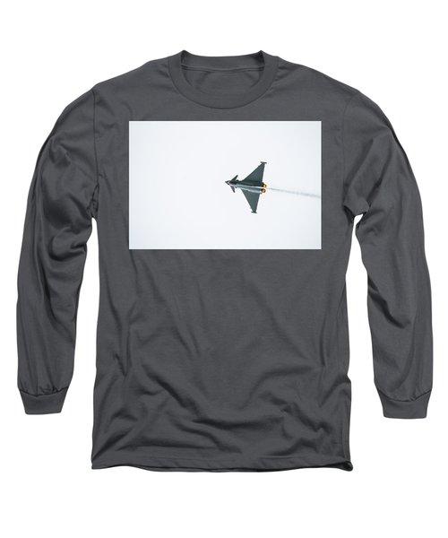 The Eurofighter Typhoon Long Sleeve T-Shirt