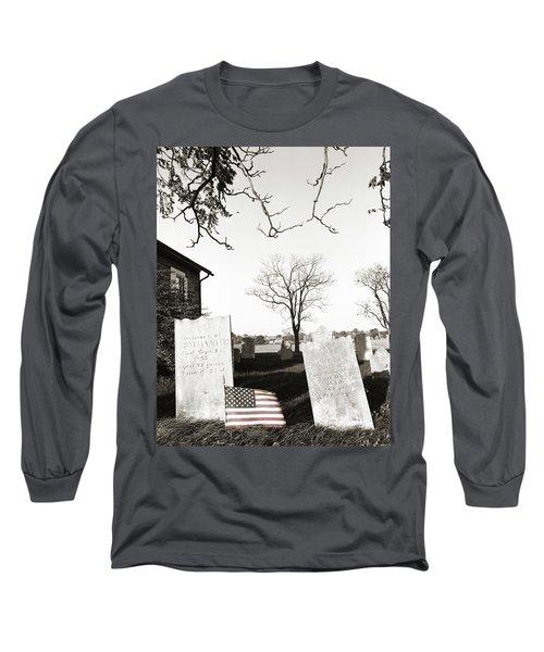 The Hero Long Sleeve T-Shirt by Jan W Faul