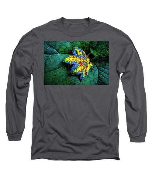 The Leaf Long Sleeve T-Shirt