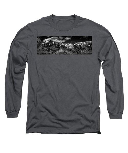 The Majestic Sierras Long Sleeve T-Shirt
