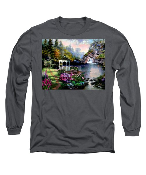 The Path Least Fallowed 2 Long Sleeve T-Shirt