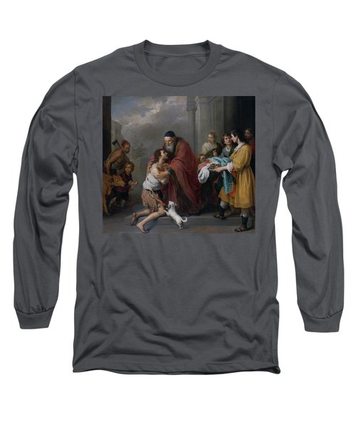 The Return Of The Prodigal Son Long Sleeve T-Shirt