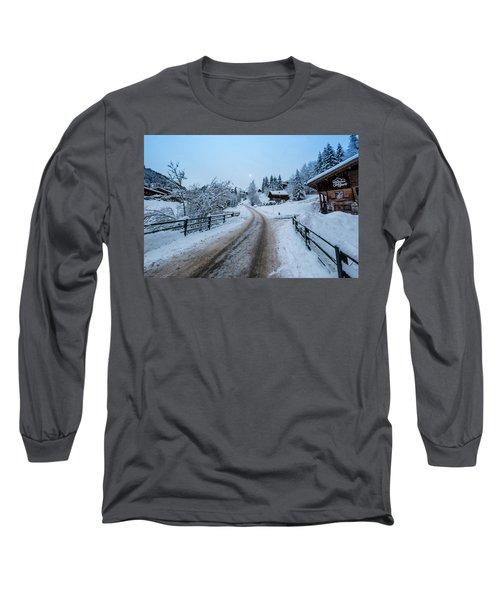 The Scene- Long Sleeve T-Shirt