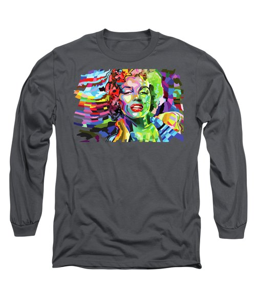 The Timeless Norma Jean Long Sleeve T-Shirt