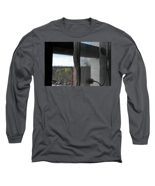The View From The Window Long Sleeve T-Shirt
