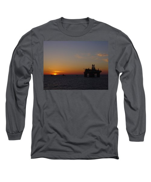 Thunder Horse Tow Out Long Sleeve T-Shirt