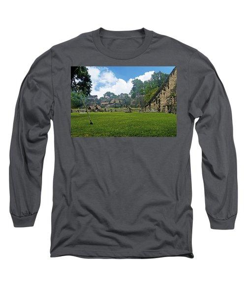Tikal, Guatemala Long Sleeve T-Shirt