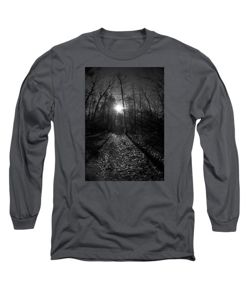 Tree Long Sleeve T-Shirt by Simone Ochrym