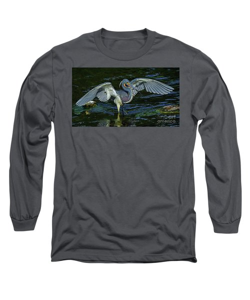 Tricolor Hunting Long Sleeve T-Shirt