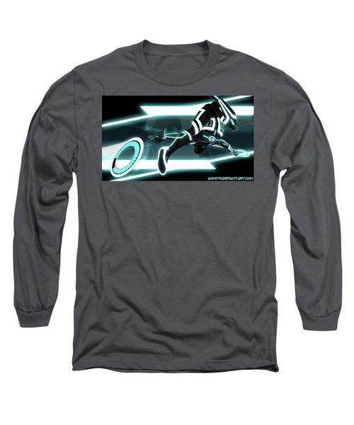 Tron Legacy Long Sleeve T-Shirt