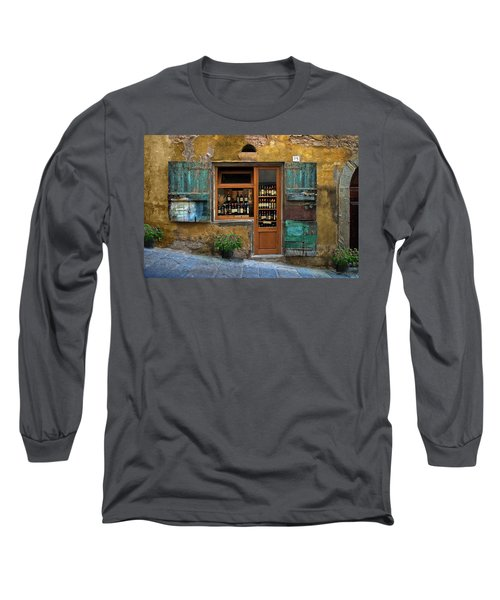 Tuscany Wine Shop 2 Long Sleeve T-Shirt