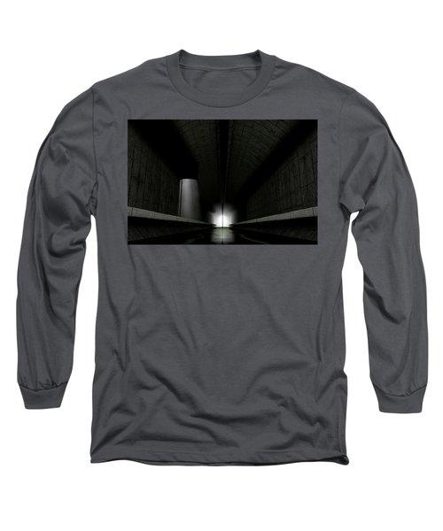 Underground Sewer Long Sleeve T-Shirt