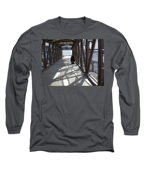 Universal Design Long Sleeve T-Shirt
