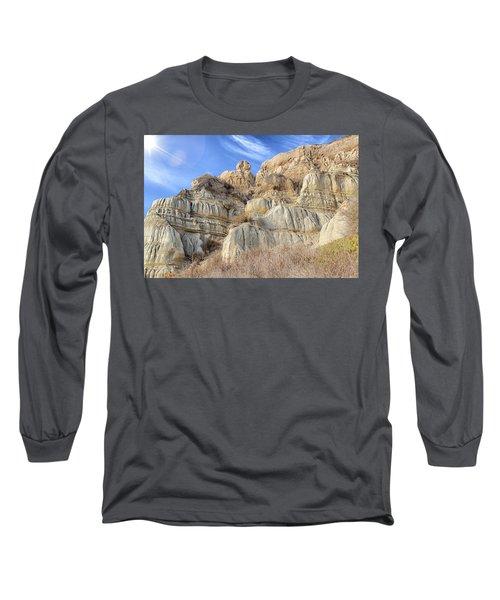 Unstable Cliffs Long Sleeve T-Shirt